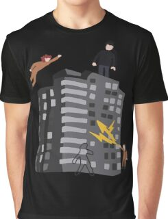 Rudy 2's Sweater Graphic T-Shirt