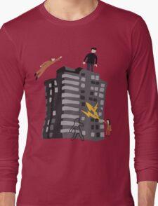 Rudy 2's Sweater Long Sleeve T-Shirt