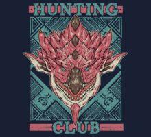 Hunting Club: Pink Rathian  T-Shirt