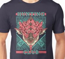 Hunting Club: Pink Rathian  Unisex T-Shirt