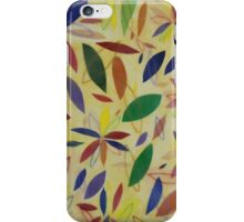 Mixed Lily Petals iPhone Case/Skin