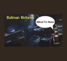 Batman Returns by cornnyman