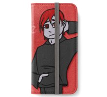 Morte iPhone Wallet/Case/Skin