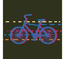 bicycle Photographic Print