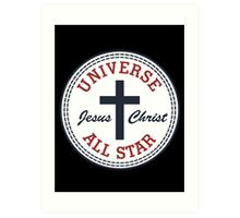 Universe All-Star Art Print