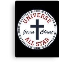 Universe All-Star Canvas Print