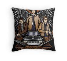 Hunters - Pillow and Tote Throw Pillow