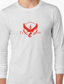 Team Valor For Life Long Sleeve T-Shirt