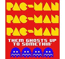 PACMAN/Jumpman Ghosts Photographic Print