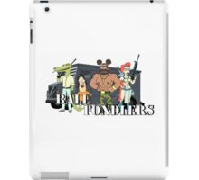 Ball Fondlers iPad Case/Skin