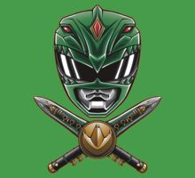 Dragonzord Power Kids Clothes