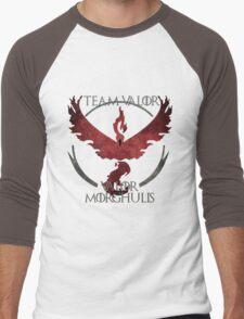 Team Valor - Valor Morghulis Men's Baseball ¾ T-Shirt