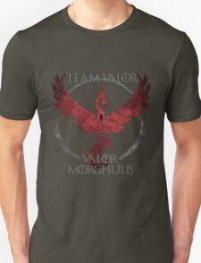 Team Valor - Valor Morghulis Unisex T-Shirt