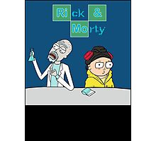Breaking Morty Photographic Print