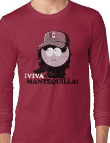 South Park Butters Mantequilla Long Sleeve T-Shirt