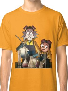 Breaking Bad Rick and Morty Classic T-Shirt