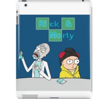 Breaking Morty iPad Case/Skin