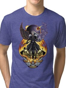 One Winged Angel Tri-blend T-Shirt