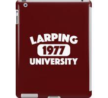 Larping University iPad Case/Skin