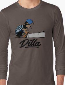 J Dilla t-shirt - Special tee for fan Long Sleeve T-Shirt