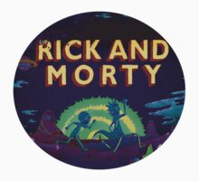Rick and Morty by thirded