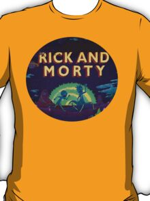 Rick and Morty T-Shirt