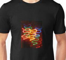 Light snakes Unisex T-Shirt