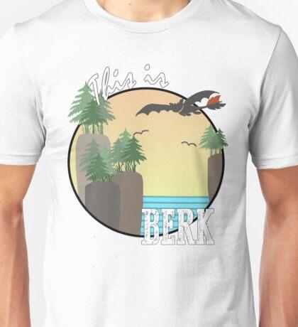 """This Is Berk"" Unisex T-Shirt"