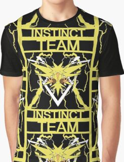 Team Instinct Vector Graphic T-Shirt
