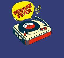 """REGGAE FEVER """" 100% VINYL TROJAN RECORDS """"  Unisex T-Shirt"""