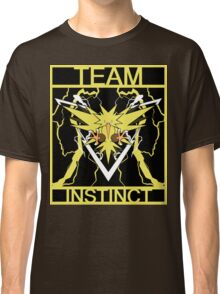 Team Instinct Vector Classic T-Shirt