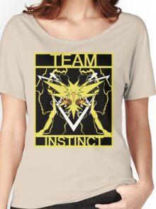 Team Instinct Vector Women's Relaxed Fit T-Shirt