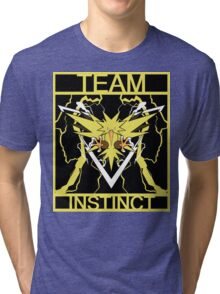 Team Instinct Vector Tri-blend T-Shirt