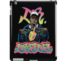 dr dreidel iPad Case/Skin
