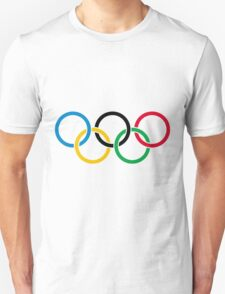 Olympics Unisex T-Shirt