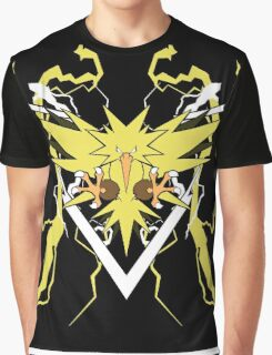 Legendary Bird of Storms Graphic T-Shirt