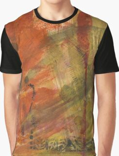 Burned Orange Graphic T-Shirt