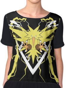 Legendary Bird of Storms Chiffon Top