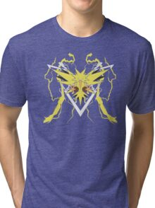 Legendary Bird of Storms Tri-blend T-Shirt