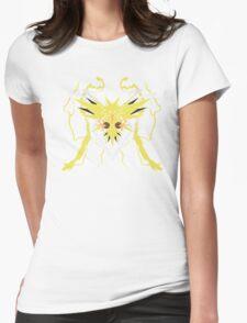 Legendary Bird of Storms Womens Fitted T-Shirt