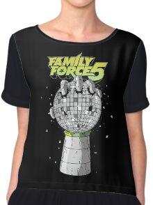 Family Force 5 Chiffon Top