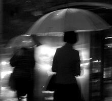 rain girl by Janine Matheson