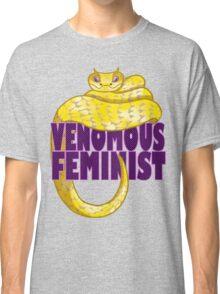 Venomous Feminist Classic T-Shirt