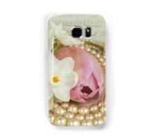 Sound of Flowers Samsung Galaxy Case/Skin