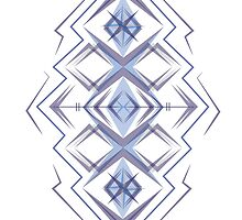 Geometric ice by Redefrede