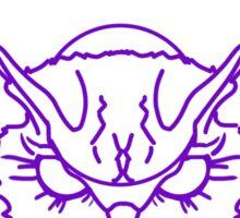 Dark Owl Records Sticker