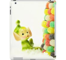 Holly the Pixie Elf iPad Case/Skin