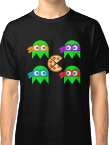 Teenage Ninja Ghosts Classic T-Shirt