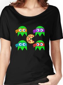Teenage Ninja Ghosts Women's Relaxed Fit T-Shirt