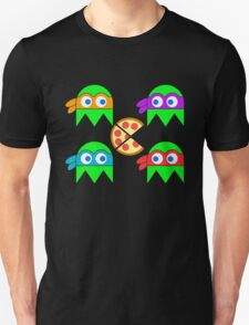 Teenage Ninja Ghosts Unisex T-Shirt